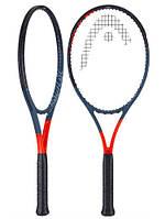 Ракетка для большого тенниса HEAD Graphene 360 Radical S 2019 Черно-оранжевая 233939, КОД: 1705723