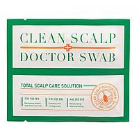 Пилинг-палочки для кожи головы Apieu Clean Scalp Doctor Swab 10 мл 8806185785105, КОД: 2376351