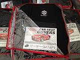 Авточохли на Suzuki SX-4 2006-2009 sedan,Сузукі SX4 модельний комплект, фото 3