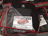 Авточохли на Suzuki SX-4 2006-2009 sedan,Сузукі SX4 модельний комплект, фото 5