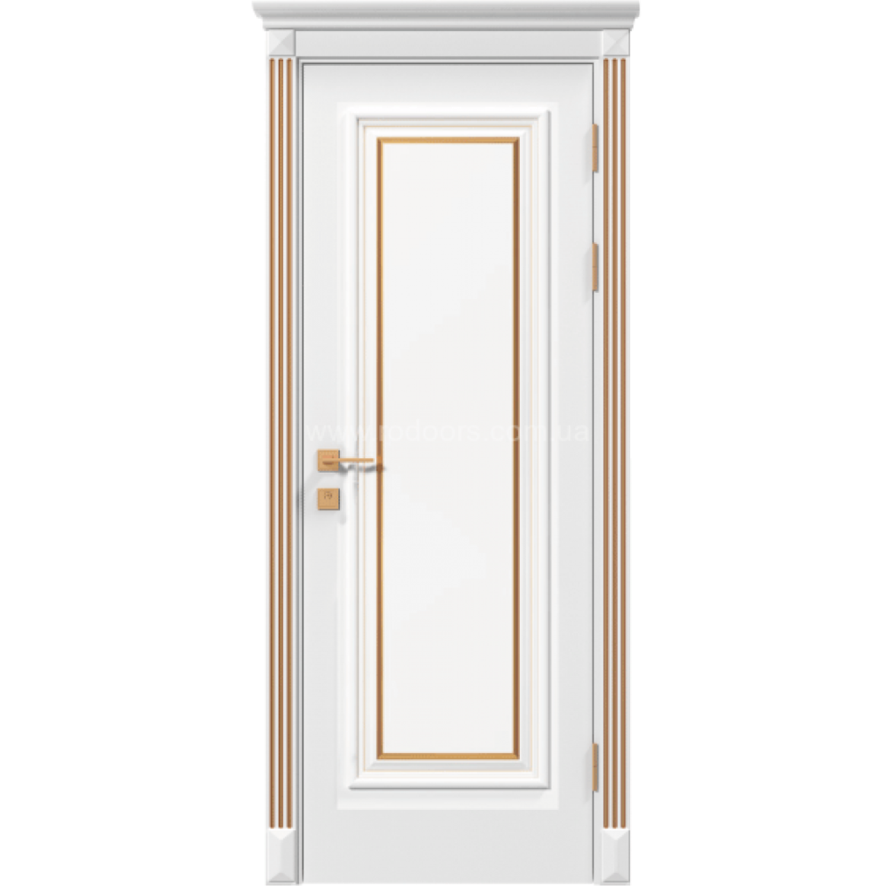 Двери RODOS Siena ASTI белый мат