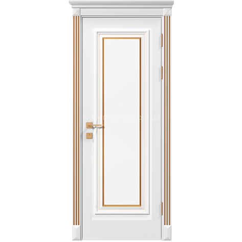 Двери RODOS Siena ASTI белый мат, фото 2