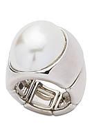 59016 Красивое кольцо с жемчугом безразмерное