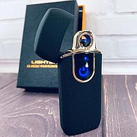 Запальничка електроімпульсна Lighter Zgp 21 дугова Marlboro