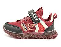 Светящиеся кроссовки Bessky 28 17,5 см Красный B9787 red LED 28 17,5 см, КОД: 1706259