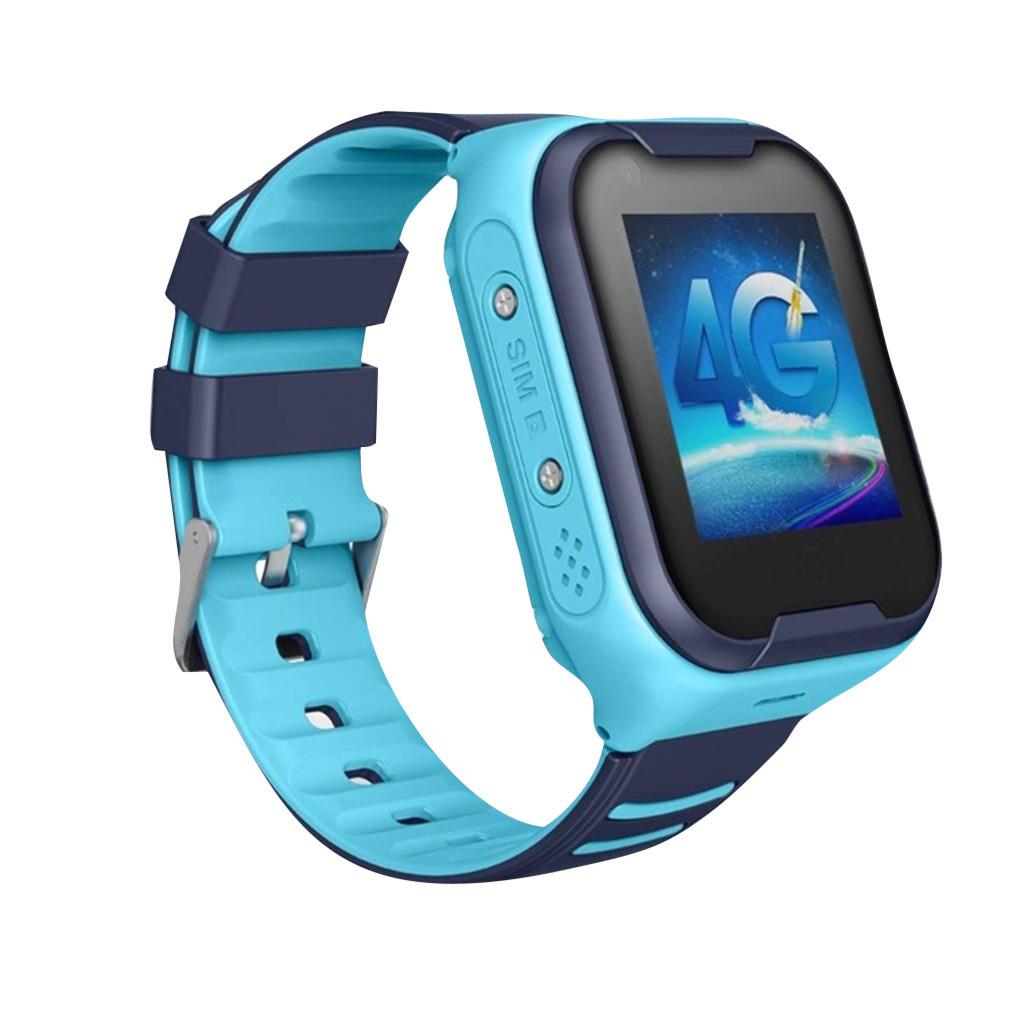 Детские смарт часы UWatch A36E 4G GPS WiFi Blue