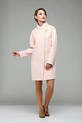 Женское пальто ORIGA Блюз 44 Светло-персиковый, КОД: 2372252