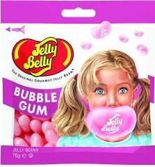 Конфеты Jelly Belly  Bubble Gum «Со вкусом жвачки» (100 гр.)
