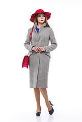 Женское пальто ORIGA Виолетта 46 Мокко 02VIOLT-мок46, КОД: 2379596