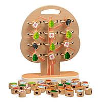 Игрушки из дерева Мир деревянных игрушек Шнуровка Дерево Д104, КОД: 2441044