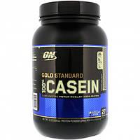 Мицеллярный Казеин Optimum Nutrition 100% Casein Gold Standard (909 грамм) Шоколадное арахисовое масло