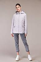 Демисезонная женская куртка ORIGA Анна, 60 Кремовый 02ANNA-пломбир60, КОД: 2364835