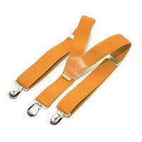 Детские Подтяжки Gofin suspenders Желтые Pbd-15016, КОД: 1388524