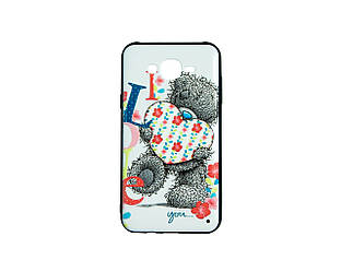 Чехол 3D Lovely Bear для Samsung Galaxy J7 Neo J701 16199, КОД: 323983