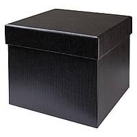Коробка Stewo 14х 13х 12,5 см Черная 2551782294, КОД: 2452151