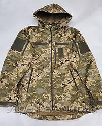 Куртка SoftShell піксель ВСУ ММ14