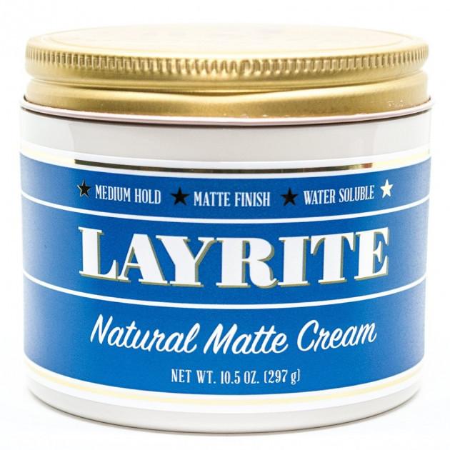 Помада для укладки волос Layrite Natural Matte Cream 300г