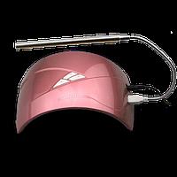 Маникюрная лампа для полимеризации ногтей SUN 668 48W + освещение Розовый, КОД: 1160136