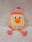 Плед - мягкая игрушка 3 в 1  Цыпленок в розовом (103), фото 2