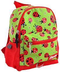 Рюкзак детский 1 Вересня K-16 Ladybug Разноцветный 556569, КОД: 1259309