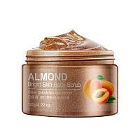 Скраб для тела BIOAQUA Body Scrub 120 г Almond увлажняющий 5550-18423, КОД: 2407056