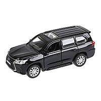 Автомодель Технопарк Lexus LX-570 LX570-BKFOB, КОД: 2431913