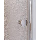 Набор Qtap дверь в нишу Presto CRM208.P5 + поддон Unisquare 308815, фото 6