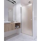 Набор Qtap дверь в нишу Presto CRM208.P5 + поддон Unisquare 308815, фото 8