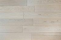 Паркетна дошка Brandwood D28 Дуб 14х140х1000-1400 мм Білий D28, КОД: 1559133