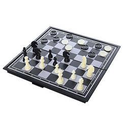 Шахматы магнитные 3 в 1 9888A, КОД: 1332051