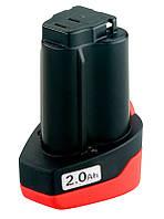 Аккумуляторная батарея Metabo Li-Power 10.8 В, 2.0 А ч, КОД: 2403587