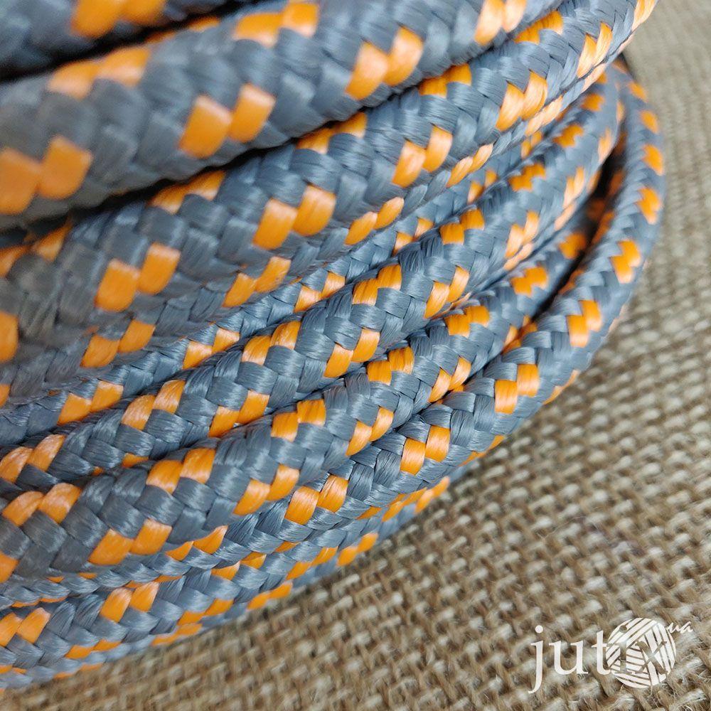 Шнур полипропиленовый (плетеный) 8 мм