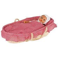 Набор для кукол Goki Люлька 15252G, КОД: 2426715