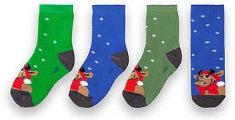 Детские носки махровые, 16-18 размер (4-5 лет)
