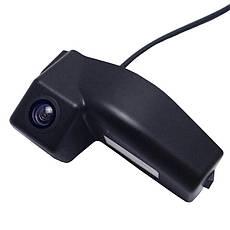 Штатная камера заднего вида Lesko 920 для Mazda 2/Mazda 3 (4379-12820), фото 3