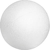 Пенопластовый шар Knorr Prandell 8 см, КОД: 1936399