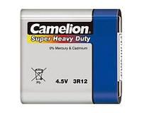 Батарейка Camelion 3R12 Blue