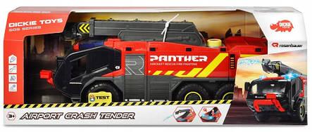 Пожежна машина інтерактивна 62 см Dickie 3719003, фото 2
