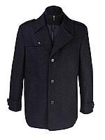 Мужское пальто Ansons 48 Черный 2900057062014, КОД: 1925972
