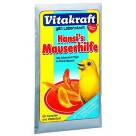Витаминная смесь для канареек и лесных птиц в период линьки 20 гр