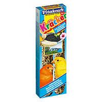 Крекер Vitakraft для канареек банан, кунжут  2 шт
