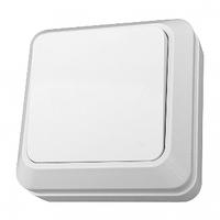 Выключатель BUKO одинарный проходной IP 20 A 10 3 шт А01532, КОД: 1781798
