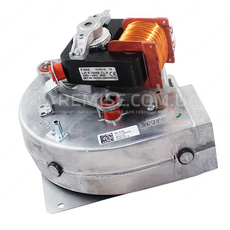 Вентилятор FIME L25R7544 котла Vaillant TURBOmax - 190215