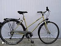 """Велосипед дамський CRESTA 28"""" б/у с Европы"""