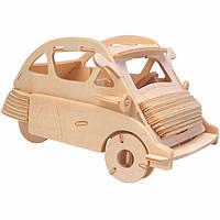 Игрушки из дерева Мир деревянных игрушек 3D пазл БМВ Изетта П146, КОД: 2436498