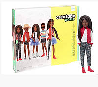 Кукла Создаваемый мир Mattel Creatable World Deluxe Character Kit Customizable Doll original, КОД: 1822453