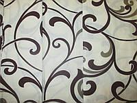 Постельное белье с абстракцией из хлопка (бязь) двухспальное