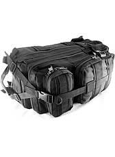 Тактический рюкзак с USB Molle Assault 36L Black (gr007031), фото 3