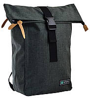 Рюкзак міський Smart Roll-top T-70 14 л Grun 557590, КОД: 1252067