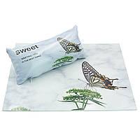 Підлокітник для манікюру з килимком набір SWEET, код 5659